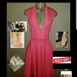 496626f3b Dresses & Skirts - Neon pink plus size dress *last one* SOLD
